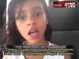 Dünya 11 Yaşındaki Bu Kızıkonuşuyor