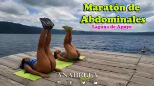 Spor Videoları Abdomen Plano - Anabella Galeano