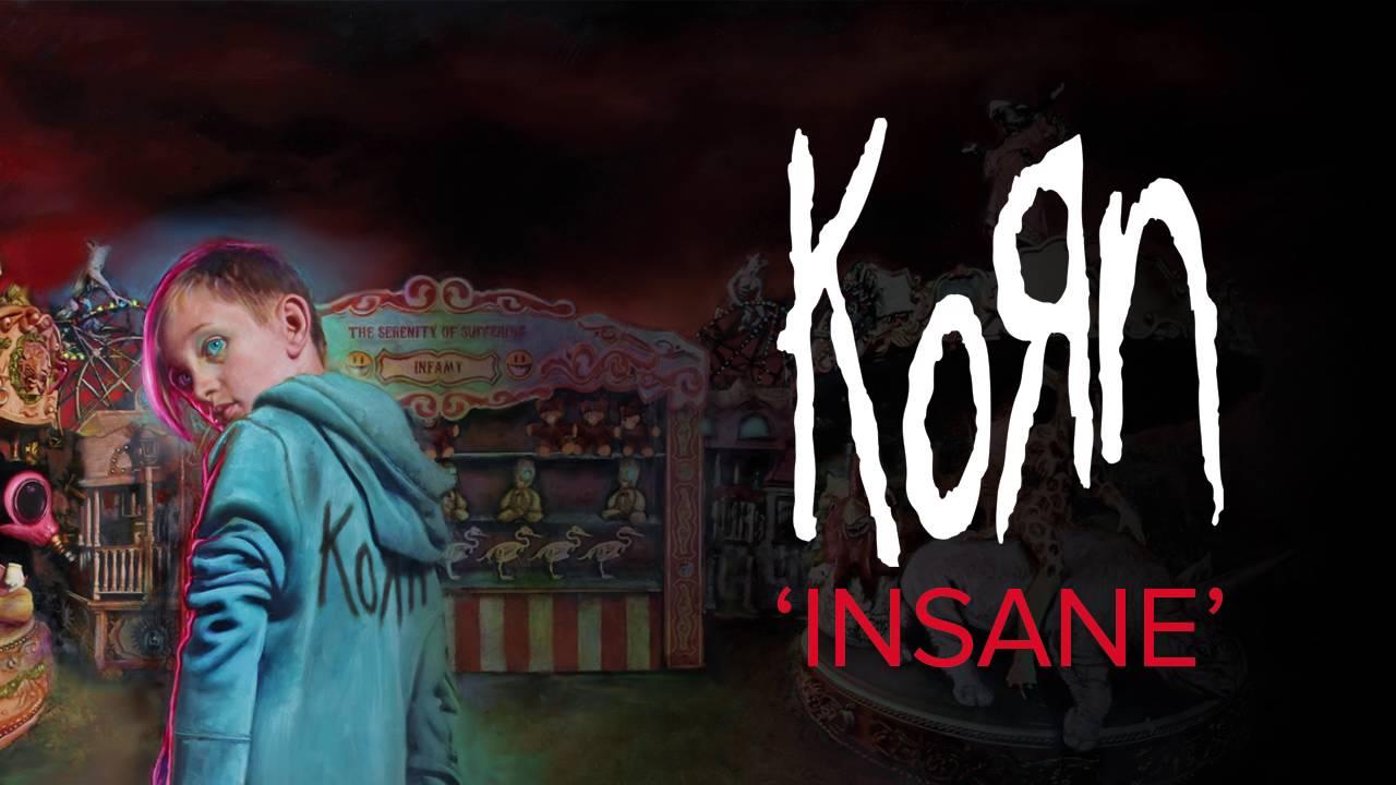 KORN INSANE (Official Music Video)