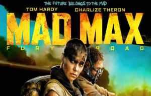 Mad Max Fury Road Kapak Resmi