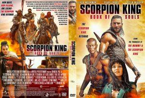 Akrep Kral 5 Ruhlar Kitabi İzle