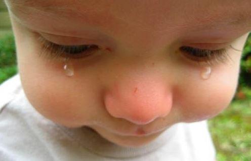 ağlayan, Ağlayan Çocuklar için 11 Sihirli Cümle, Tatlı Bir Telaş, Tatlı Bir Telaş