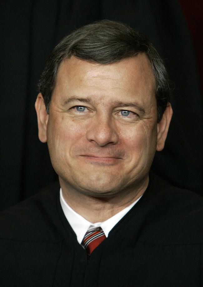 (FILES)US Supreme Court Chief Justice Jo