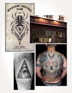 Les meilleurs tatoueurs de France – Mystery Tattoo Club