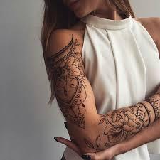 L'acte de se faire tatouer