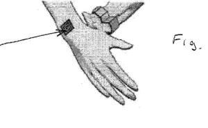 tatouage poignet qui vibre
