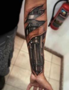 Les tatouages 3D réalistes