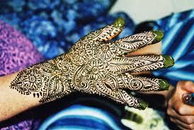 Souk du henné, Fez, Maroc