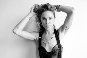 Les tatouages d'Erin Wasson