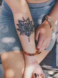 Le design du tatouage