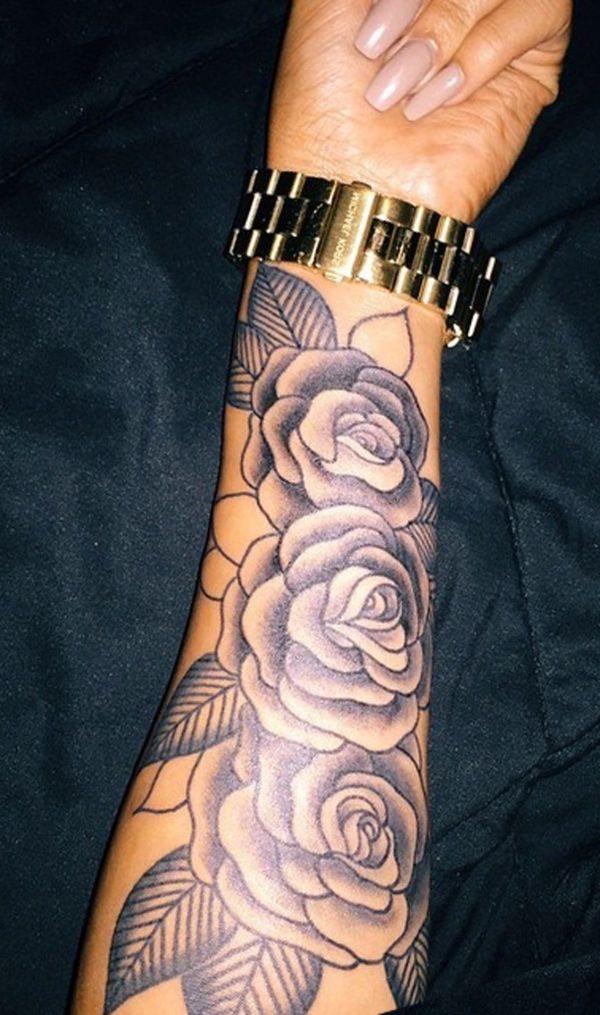 forearm tattoo design
