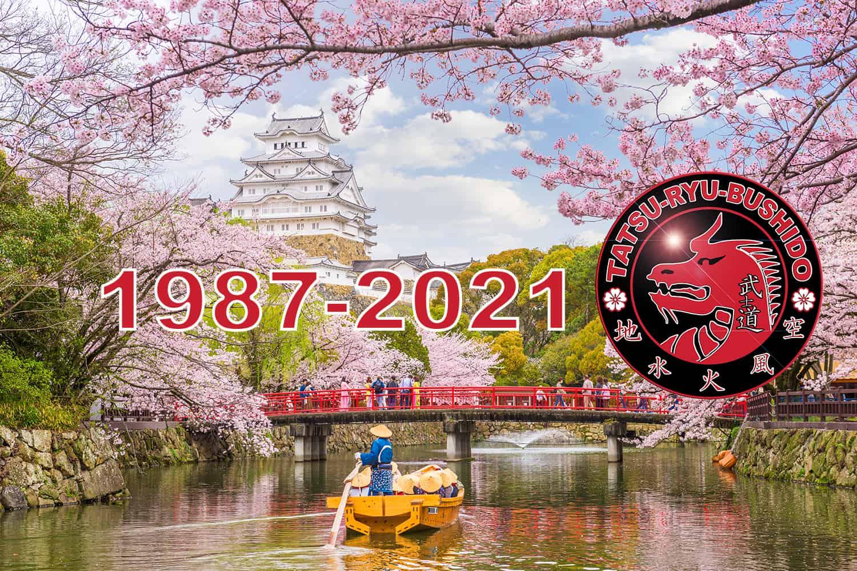 34 Jahre Tatsu-Ryu-Bushido