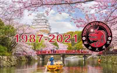 34 Jahre Tatsu-Ryu-Bushido – Eine kleine Zeitreise