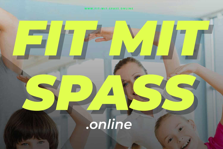 Fit mit Spass online