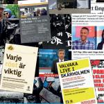 スウェーデンの若者の投票率が相変わらず高いです。というかさらに上がっています。