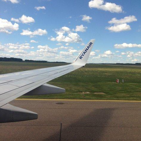 格安航空会社ライアンエアーはよく利用します