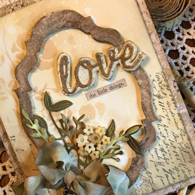 Creativation Tim Holtz Samples (Part 4)