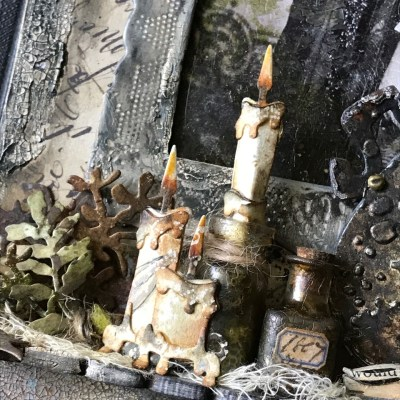 The Witch's Cauldron Part 2 – The Candles