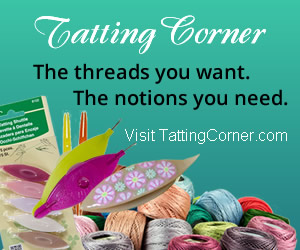 Thread and notions at Tatting Corner