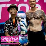 Perth Tattoo Expo Winner Best Tattoo of the Day UK Tattoo
