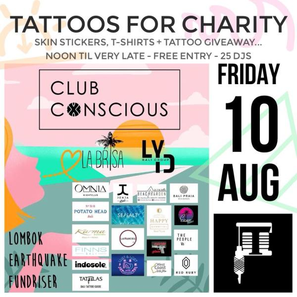 Tattoos for Charity