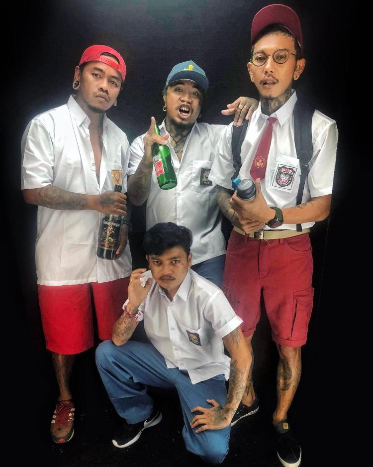 Tattoo Artists of Luxury Ink Bali