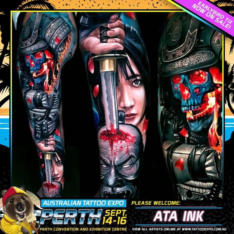 AusTattooExpo ata ink announcement