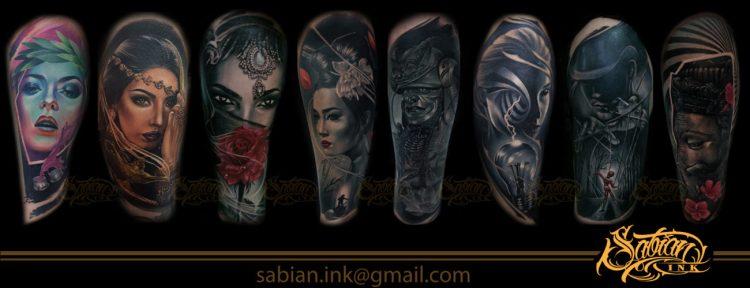 Sabian Ink Bali