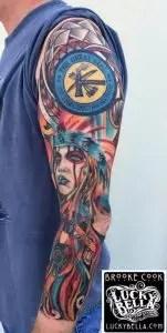 Choctaw Tattoos : choctaw, tattoos, Choctaw, Tattoos