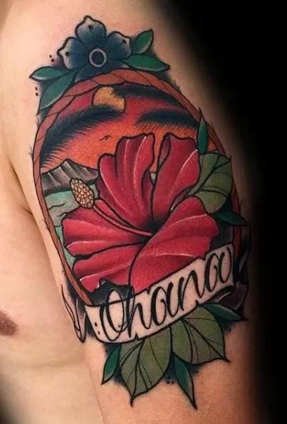55 Hibiscus tattoo ideas | hibiscus tattoo, sleeve tattoos