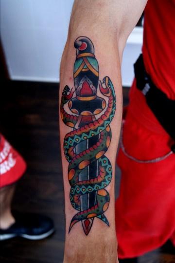 Dagger & Snakes