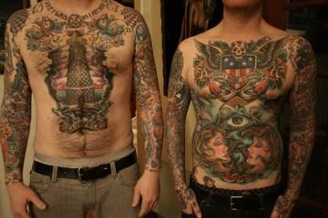 Tattooed Dudes