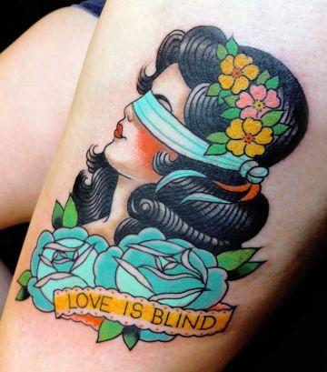Love Is Blind By Marie Sena