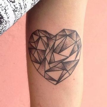 Triangles Heart
