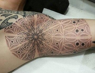 Armpit Mandala