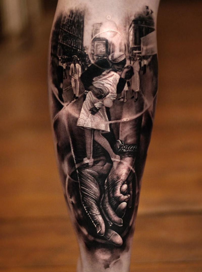 Nurse Tattoo Sleeve : nurse, tattoo, sleeve, Times, Square