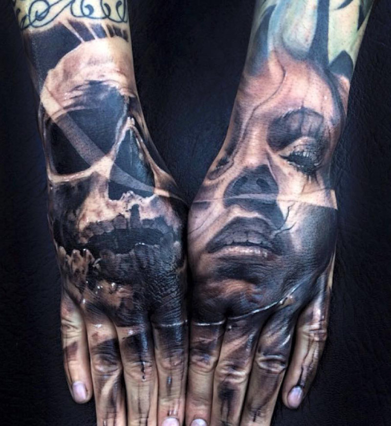 Best Hand Tattoos For Boys