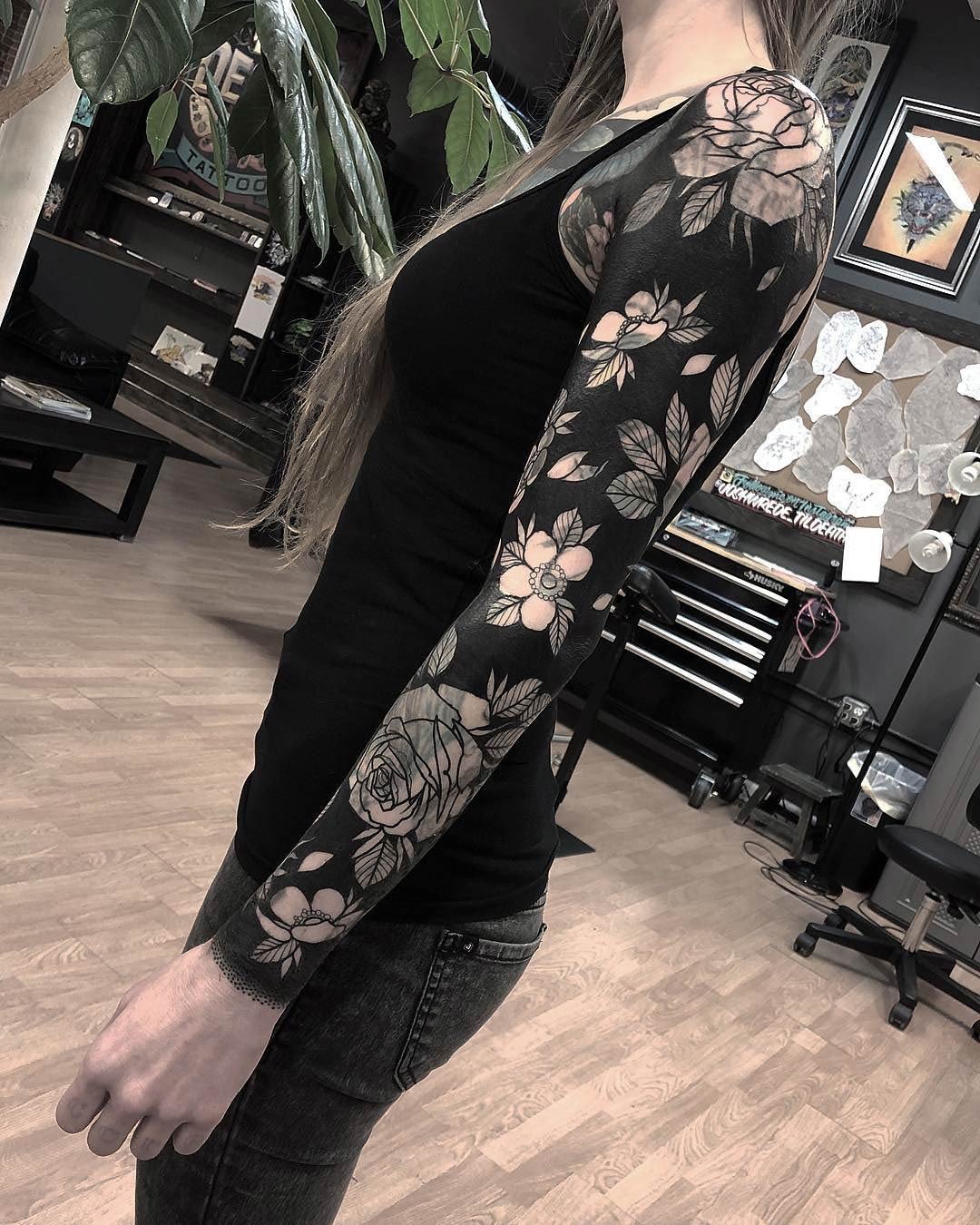 Background Tattoo Designs