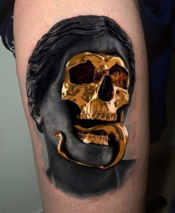 3d Tattoos Tattoo Ideas