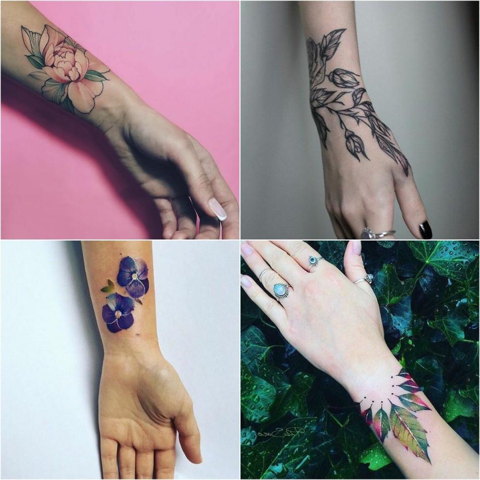 тату на запястье лучшие татуировки на запястье Tattoo Ideasru