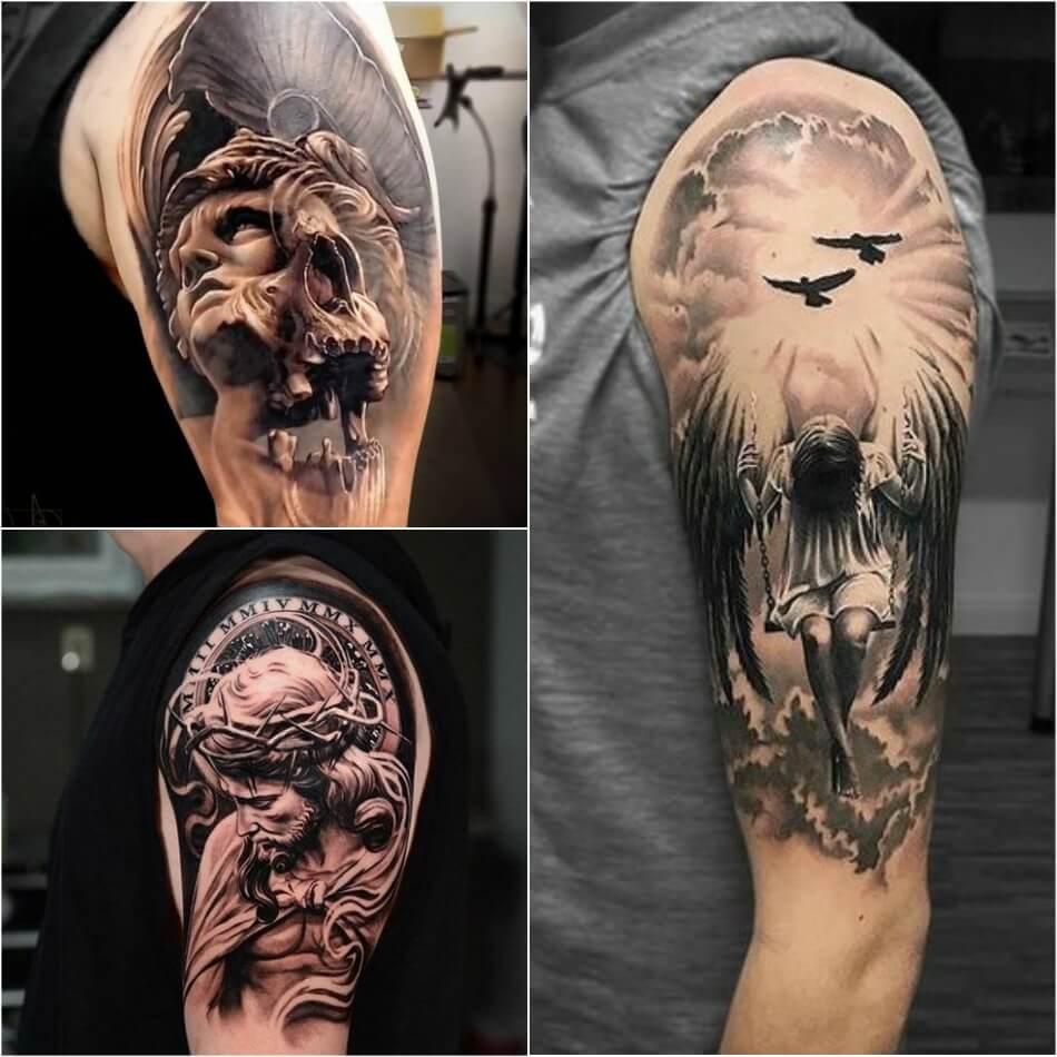 мужские тату на руке эскизы тату для мужчин на руке