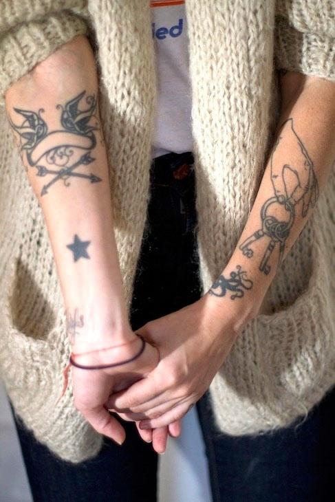tattoo ideas cute octopuses