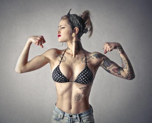 Na hoe lang mag je sporten met je nieuwe tattoo?