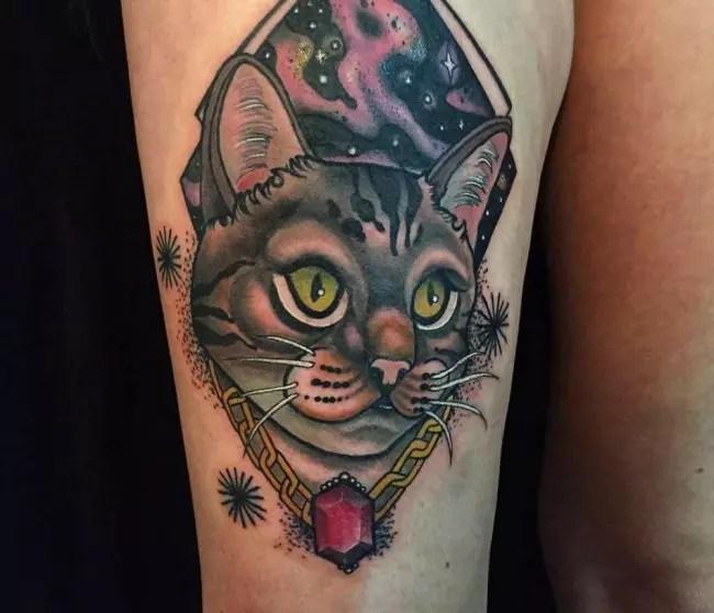 Cats Tattoo Designs