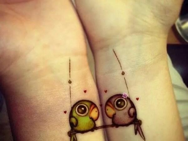 relationship tattoo design