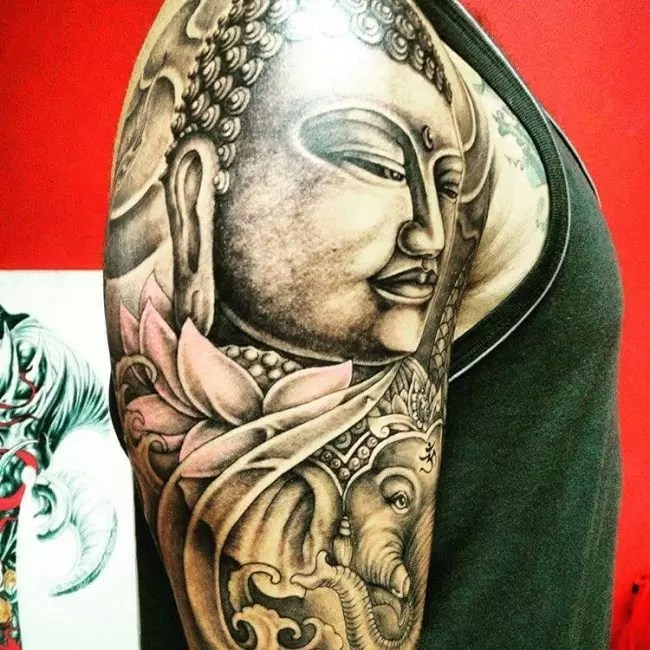 Best Religious Half Sleeve Tattoos