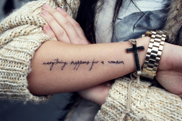 inspirational tattoo quotes