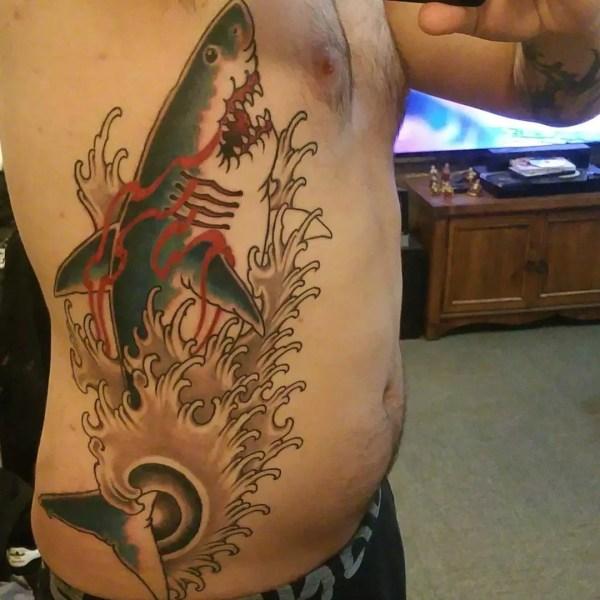 rib tattoos design &