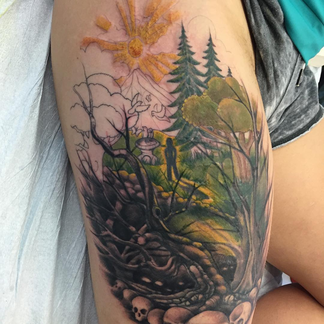 85 Best Tree Tattoo Designs Amp Meanings