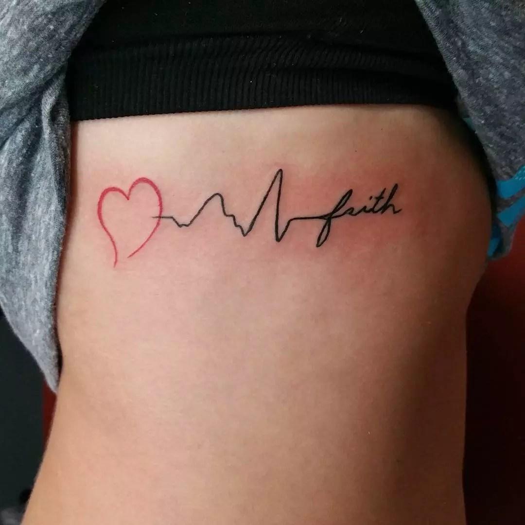 Lifeline Tattoo Ideas